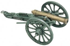 Макет Пушка гражданской войны, 1861 год  США | 422
