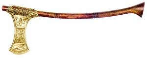 Макет Топорик XVI век Египет | 622/L