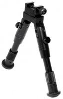 Сошки Leapers, высота 158-170 мм, на планку Weaver/Picatinny