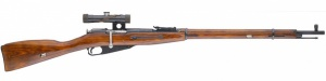 Снайперская винтовка Мосина, 1937 года (б/у)