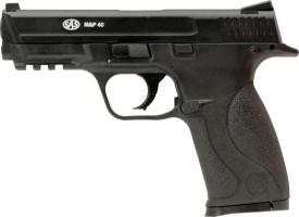 Пистолет пневматический SAS Smith & Wesson MP-40 4,5 мм