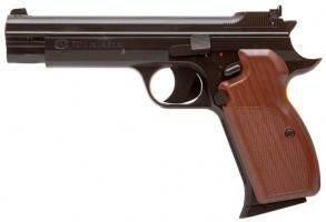 Пистолет пневматический SAS P210 4,5 мм