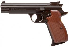 Пистолет пневматический SAS P210 Blowback 4,5 мм