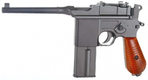 Пистолет пневматический SAS Mauser M.712 Blowback! 4,5мм
