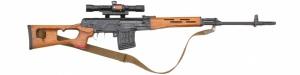 Карабин ОП СВД (Снайперская винтовка Драгунова) в комлекте с ПСО-1 и 1 ПН 58 (б/у)