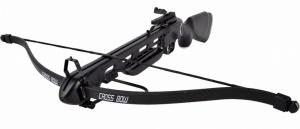 Арбалет Man Kung MK-150A1PB, рекурсивный, винтовочного типа, пластиковый приклад, ц:черный