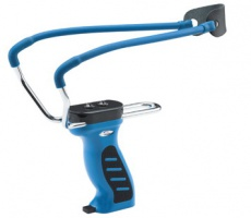 Рогатка Man Kung MK-SL08BL, ц:синий