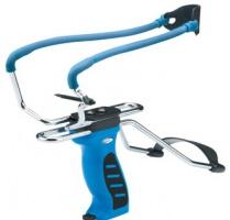 Рогатка Man Kung MK-SL06BL, ц:синий