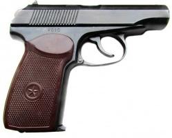 Травматический пистолет ПМ Вий, 1974 года, 9мм (б/у)