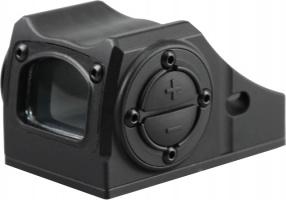 Прицел коллиматорный Shield SIS 1MOA+круг, металлический корпус с защитной крышкой