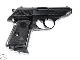 Травматический пистолет Эрма Гарант С27 (б/у)