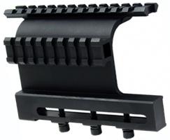 База крепления UTG (Leapers) MNT-973 для АК,  длина - 140 мм, высота - 83,8 мм, ширина - 43,2 мм, made in USA!