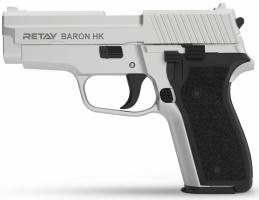 Пистолет сигнальный Retay Baron HK, Сhrome