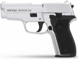 Пистолет сигнальный Retay Baron HK, Nickel