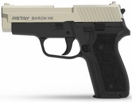 Пистолет сигнальный Retay Baron HK, Satin/Black