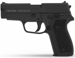 Пистолет сигнальный Retay Baron HK, Black