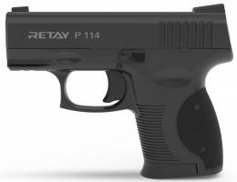 Пистолет сигнальный Retay P114, Black