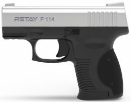 Пистолет сигнальный Retay P114, Chrome