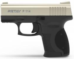 Пистолет сигнальный Retay P114, Satin