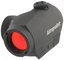 Прицел коллиматорный Aimpoint Micro H-1, 2 MOA, Weaver/Picatinny