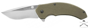 Нож Kershaw Lahar Green