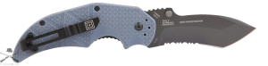 Нож тактический 5.11 CREW CUT ASSISTED OPENER PLAIN EDGE